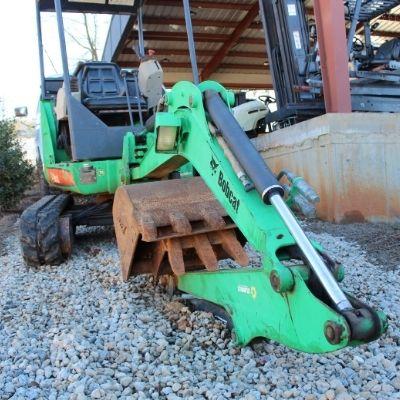 Atlanta Forklift equipment rental Bobcat