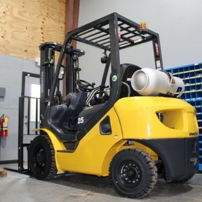 Atlanta Forklift equipment rental Komatsu