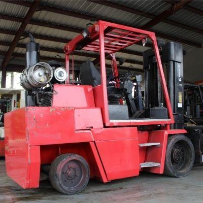 Atlanta Forklift equipment rental Toyota